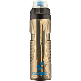 Cube Thermo Drinking Bottle 600ml, black/blue